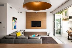 Wohnzimmer Grau Holz Perfekt On Mit Ideen Zum Einrichten ...