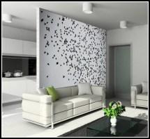 Wohnzimmer Tapezieren Ideen Modern On In Bezug Auf Bestes ...