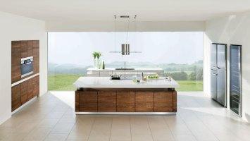 Luxus Küche Mit Kochinsel Stilvoll On Andere überall In ...