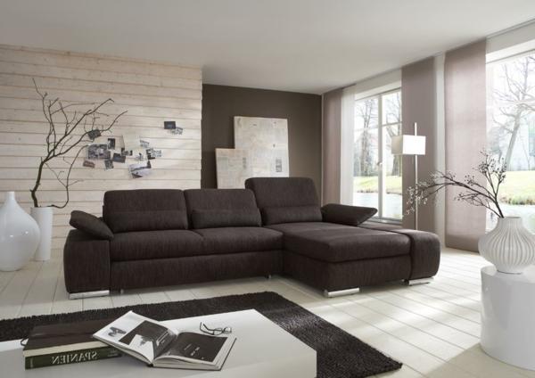 Wohnideen Wohnzimmer Beige Braun Groartig On Und Modern