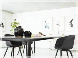 Esszimmerstühle Modernes Design Wunderbar On Modern Und ...