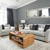 Wohnzimmer Einrichten Farben Einfach On Beabsichtigt ...