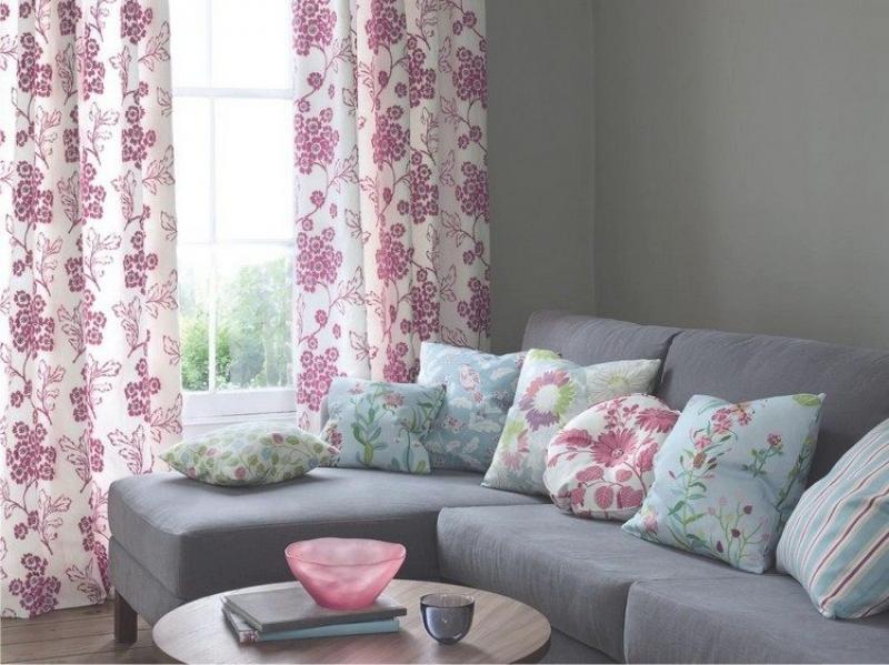 Wohnzimmer Grau Rosa  Wohndesign