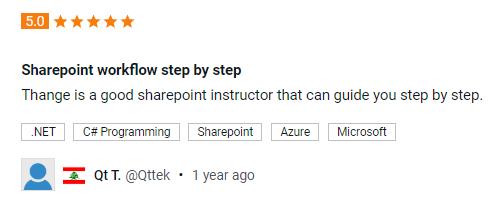 SharePoint Workflow Thangu