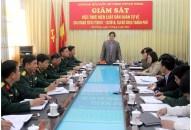 Nhiều kiến nghị sửa đổi Luật Dân quân tự vệ