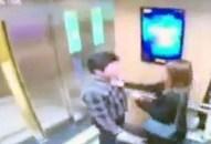 """Vụ nữ sinh viên bị """"cưỡng hôn"""" trong thang máy: 2 bên cùng tới công an giải quyết"""