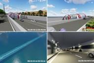 Gần 10 nghìn tỷ đồng làm hầm đường bộ vượt biển lớn nhất Việt Nam