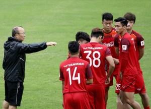 HLV Park Hang-seo loại Tiến Linh, Thanh Hậu khỏi U23 Việt Nam