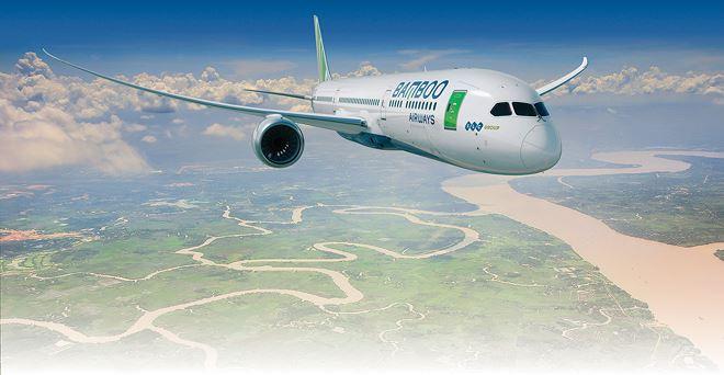Đề nghị mở thêm 3 tuyến bay của Hãng hàng không Bamboo Airways tại Cảng hàng không quốc tế Cát Bi