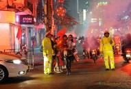 Điều khiển ô tô bật đèn pha khi vào thành phố sẽ bị phạt tiền từ 600.000 đến 800.000 đồng