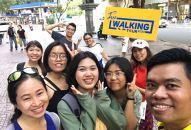 """VIETRAVEL khai thác hiệu quả du lịch nội địa và thu hút khách quốc tế với """"FREE WALKING TOUR"""""""