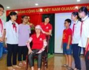 Hội Chữ thập đỏ quận Dương Kinh: Tập huấn sơ cấp cứu tải thương năm 2019