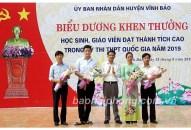 Hội Cựu giáo chức huyện Vĩnh Bảo: Hết mình với công tác khuyến học, khuyến tài