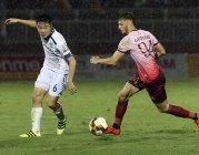 Vòng 23 V-League 2019: Nam Định cầm hòa TP Hồ Chí Minh, Hà Nội FC tiến sát ngôi vương