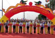 Hải Phòng khánh thành tuyến đường đôi gần 1.300 tỷ đồng tại huyện Vĩnh Bảo