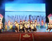 Đoàn nghệ thuật quần chúng LLVT và thanh niên, học sinh, sinh viên TP. Hải Phòng giành giải xuất sắc tại hội diễn cấp Quân khu