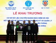 CSDL bảo hiểm góp phần kiến tạo nền tảng Chính phủ điện tử Việt Nam hiện đại, minh bạch, hiệu quả và liên thông