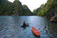 Hang Quả Vàng – tuyệt tác thiên nhiên giữa vịnh Lan Hạ