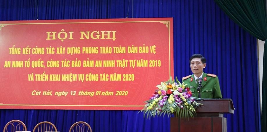 Đại tá Phạm Viết Dũng, Phó Giám đốc CATP