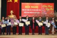 Khối thi đua các cơ quan Đảng: Tập trung triển khai 6 nhiệm vụ trọng tâm năm 2020