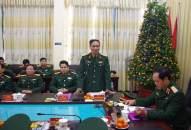 Bộ Tư lệnh Quân khu 3 thăm và chúc Tết cán bộ, chiến sĩ LLVT thành phố Hải Phòng