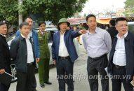 Quận Lê Chân: Tháo gỡ vướng mắc về giải phóng mặt bằng các dự án lớn trên địa bàn