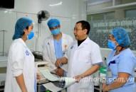 """""""Ông mụ"""" ở Bệnh viện Phụ sản Hải Phòng"""
