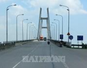 Từ 23 giờ ngày 23-5 đến 5 giờ ngày 24-5: Cấm các phương tiện giao thông qua cầu Kiền