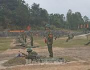 Chiến sĩ mới trung đoàn 50 (Bộ Chỉ huy quân sự thành phố): Hành trình trưởng thành