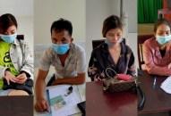 Bắt giữ hàng chục đối tượng nhập cảnh trái phép vào Việt Nam