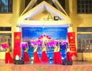 Đoàn Ca múa Hải Phòng lưu diễn phục vụ nhân dân huyện đảo Bạch Long Vĩ