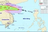 Xuất hiện thêm áp thấp nhiệt đới khả năng mạnh lên thành bão số 8