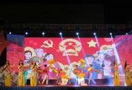 Tiếp nối các chương trình nghệ thuật chào mừng thành công Đại hội Đảng bộ thành phố lần thứ XVI