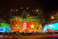 Cùng cả nước hướng về miền Trung ruột thịt, Hải Phòng tạm dừng tổ chức các chương trình nghệ thuật chào mừng thành công Đại hội Đảng bộ thành phố