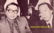 Hoàng Thi Thơ, Trần Văn Trạch