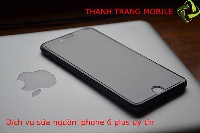 iphone 6 plus bị mất nguồn