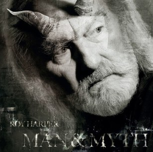 Roy Harper Man & Myth CD Cover AW
