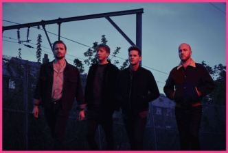 Wild Beasts - Boy King band shot