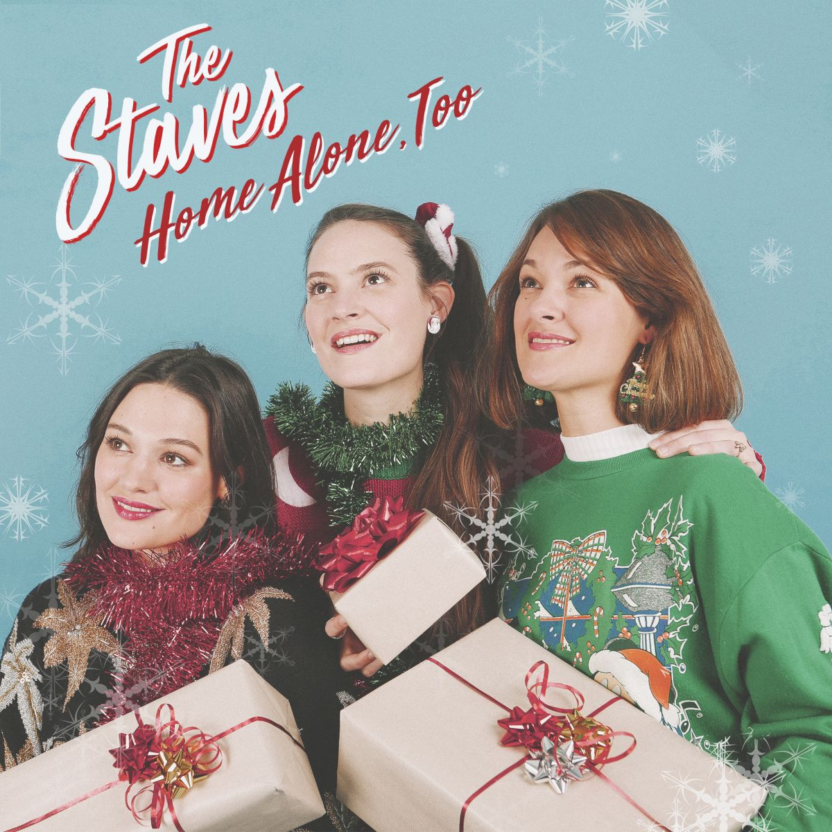 New Release: The Staves - Home Alone, Too