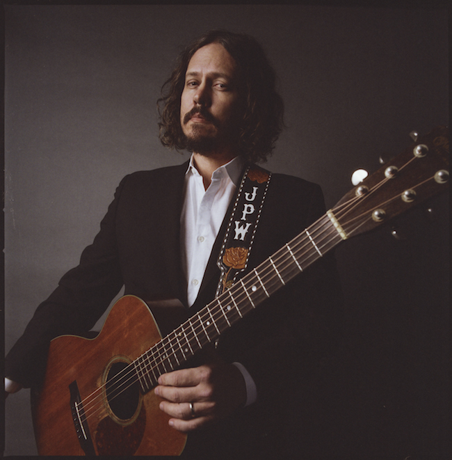 New Release: John Paul White - I Wish I Could Write You A Song
