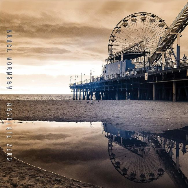Album Review: Bruce Hornsby - Absolute Zero