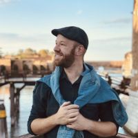 New EP Premiere: Graeme James - Old Storms In New Places