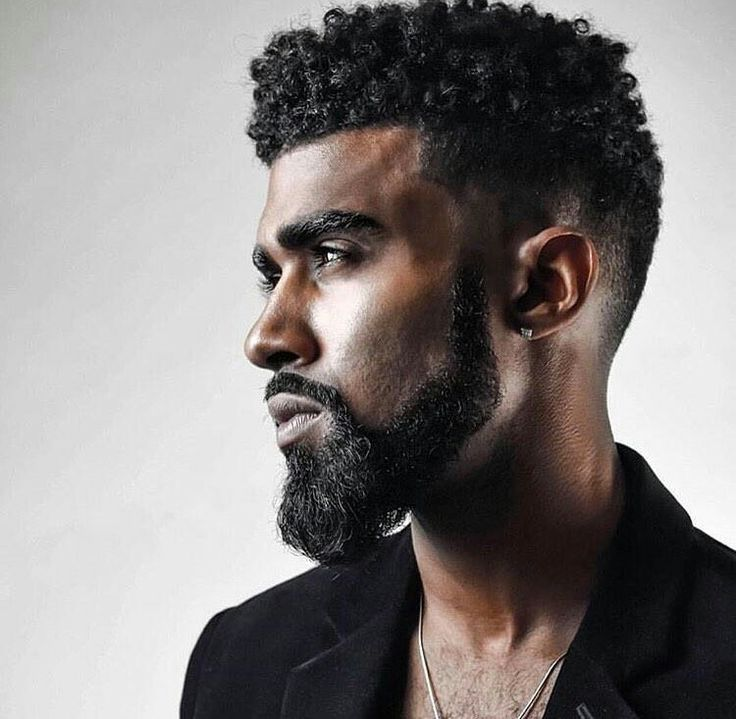 Five Natural Hairstyles For Men Tgin