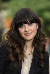 Girl Crush: Zooey Deschanel(s Hair) | Thanks For Asking