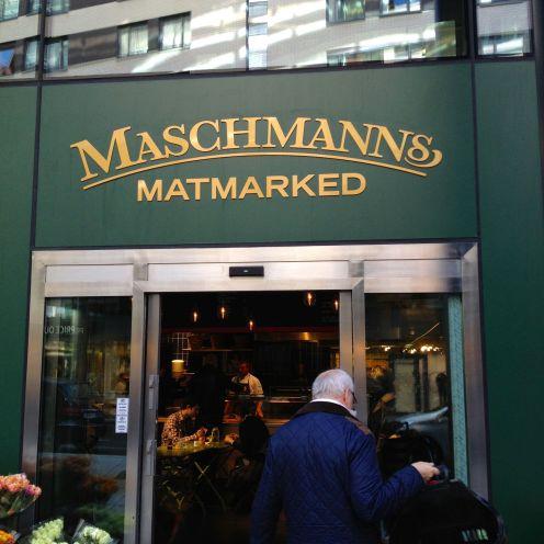 Maschmanns Matmarked Oslo