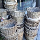 …and baskets...