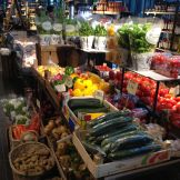 (Even more) fresh fruits and vegetables