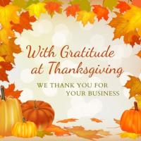 24+ Happy Thanksgiving Greetings, Cards, Sayings, Messages, Quotes