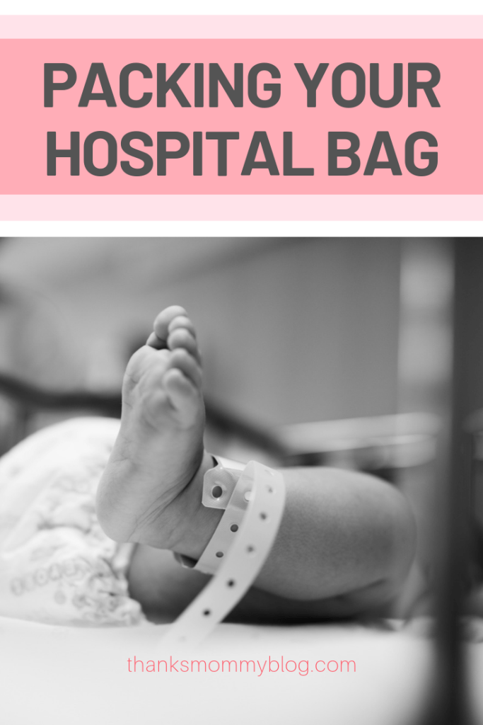 What You Really Need to be Packing in Your Hospital Bag