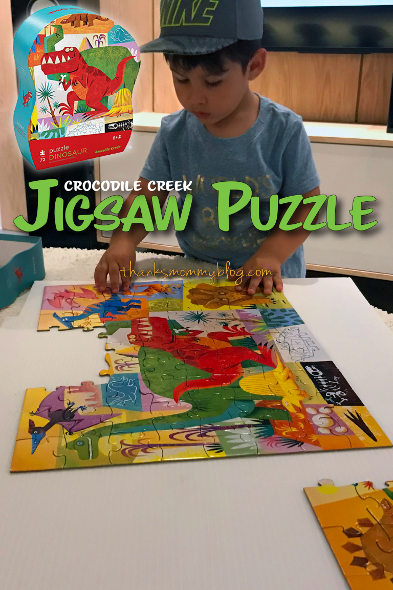 Crocodile Creek Jigsaw Puzzle